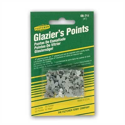 Fletcher Glaziers Points