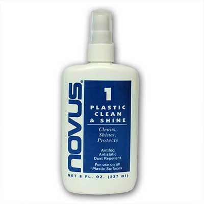 Novus Plastic & Plexiglass Cleaner