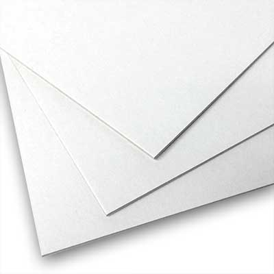 RPB WHITE BACKING BOARD