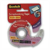 Scotch® Photo & Document Tape - Double Sided - Acid Free
