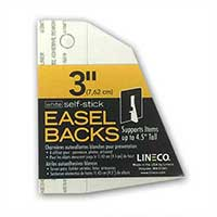 Lineco Self Stick Easel Backs